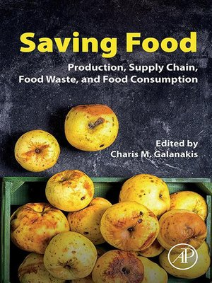 cover image of Saving Food
