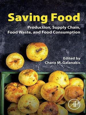 cover image of Saving Food