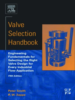 cover image of Valve Selection Handbook