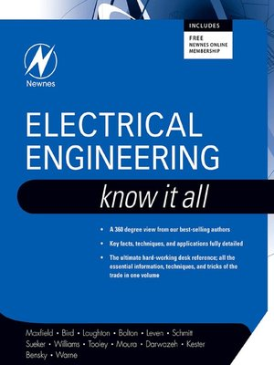 cover image of Electrical Engineering