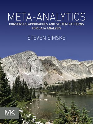 cover image of Meta-Analytics