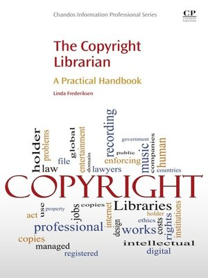 cover image of The Copyright Librarian