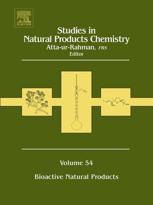 cover image of Studies in Natural Products Chemistry