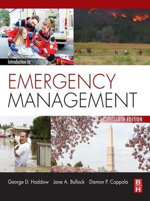 cover image of Introduction to Emergency Management