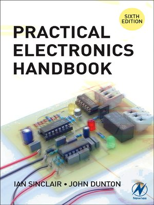 cover image of Practical Electronics Handbook