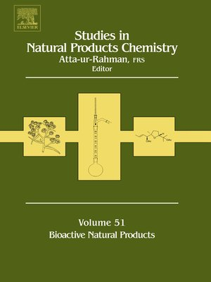 cover image of Studies in Natural Products Chemistry, Volume 51