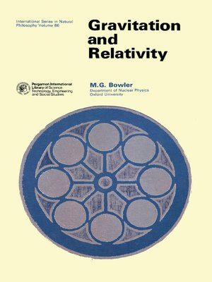 cover image of Gravitation and Relativity
