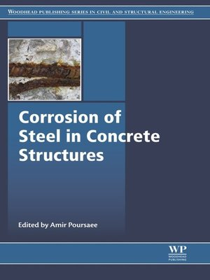 cover image of Corrosion of Steel in Concrete Structures