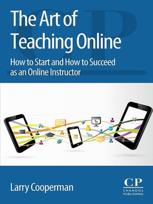 cover image of The Art of Teaching Online