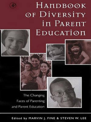 cover image of Handbook of Diversity in Parent Education