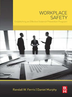 cover image of Workplace Safety
