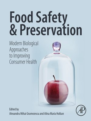 cover image of Food Safety and Preservation