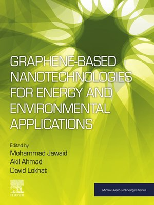 cover image of Graphene-based Nanotechnologies for Energy and Environmental Applications