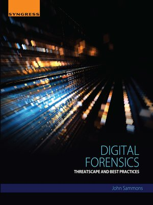 cover image of Digital Forensics