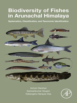 cover image of Biodiversity of Fishes in Arunachal Himalaya