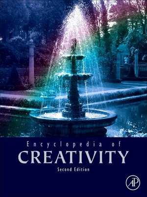cover image of Encyclopedia of Creativity, Volumes 1-2