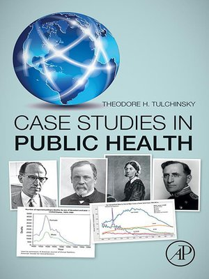 cover image of Case Studies in Public Health