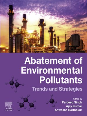 cover image of Abatement of Environmental Pollutants