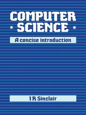 cover image of Computer Science