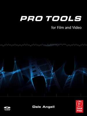 cover image of Pro Tools for Film and Video