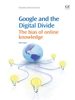 cover image of Google and the Digital Divide