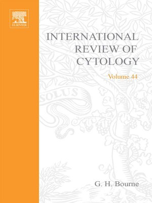 cover image of International Review of Cytology, Volume 44