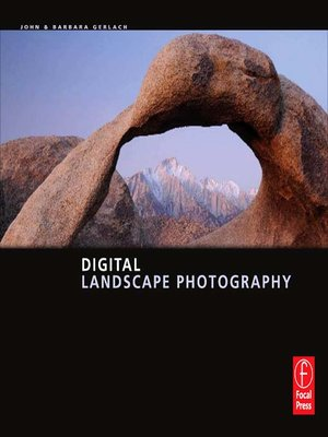 cover image of Digital Landscape Photography
