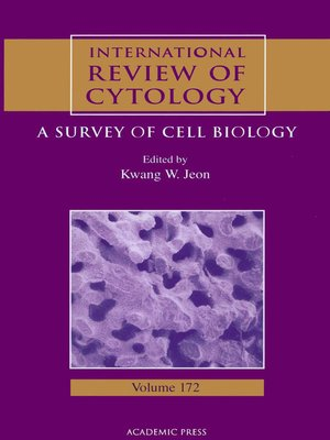 cover image of International Review of Cytology