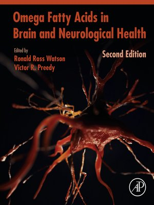 cover image of Omega Fatty Acids in Brain and Neurological Health