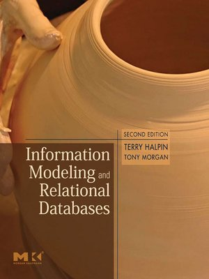 cover image of Information Modeling and Relational Databases