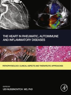 cover image of The Heart in Rheumatic, Autoimmune and Inflammatory Diseases