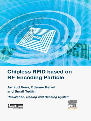 cover image of Chipless RFID based on RF Encoding Particle