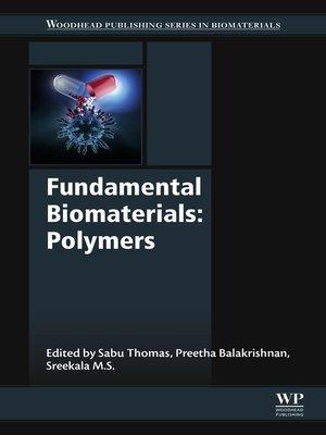 cover image of Fundamental Biomaterials