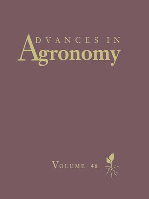 Advances in Agronomy: 47
