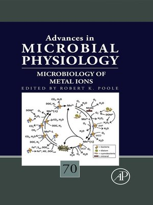 cover image of Microbiology of Metal Ions