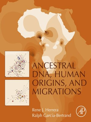 cover image of Ancestral DNA, Human Origins, and Migrations
