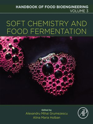 cover image of Handbook of Food Bioengineering, Volume 3