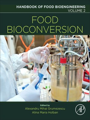 cover image of Handbook of Food Bioengineering, Volume 2