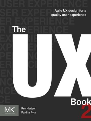 cover image of The UX Book