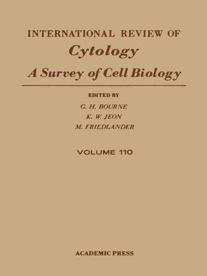 cover image of International Review of Cytology, Volume 110