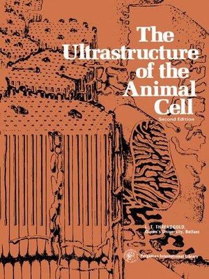 cover image of The Ultrastructure of the Animal Cell