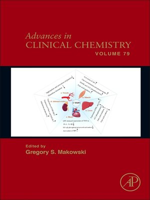 Volume 94. Advances in Clinical Chemistry