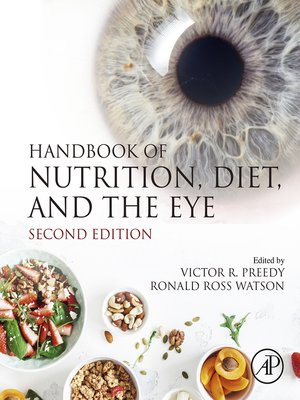 cover image of Handbook of Nutrition, Diet, and the Eye