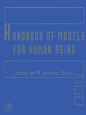 cover image of Handbook of Models for Human Aging