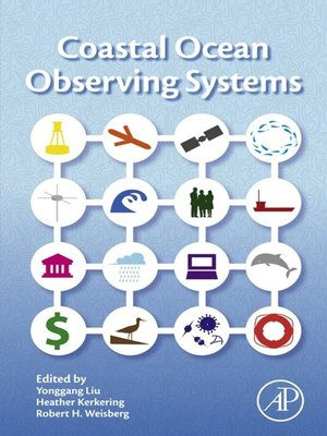 cover image of Coastal Ocean Observing Systems