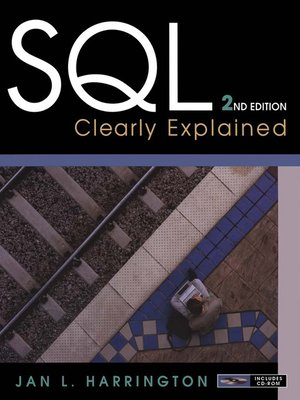 cover image of SQL Clearly Explained