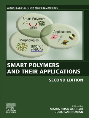cover image of Smart Polymers and Their Applications