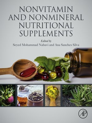 cover image of Nonvitamin and Nonmineral Nutritional Supplements