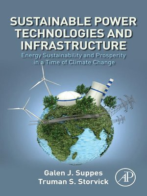 cover image of Sustainable Power Technologies and Infrastructure