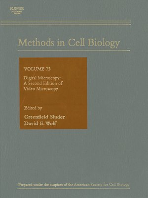 cover image of Digital Microscopy